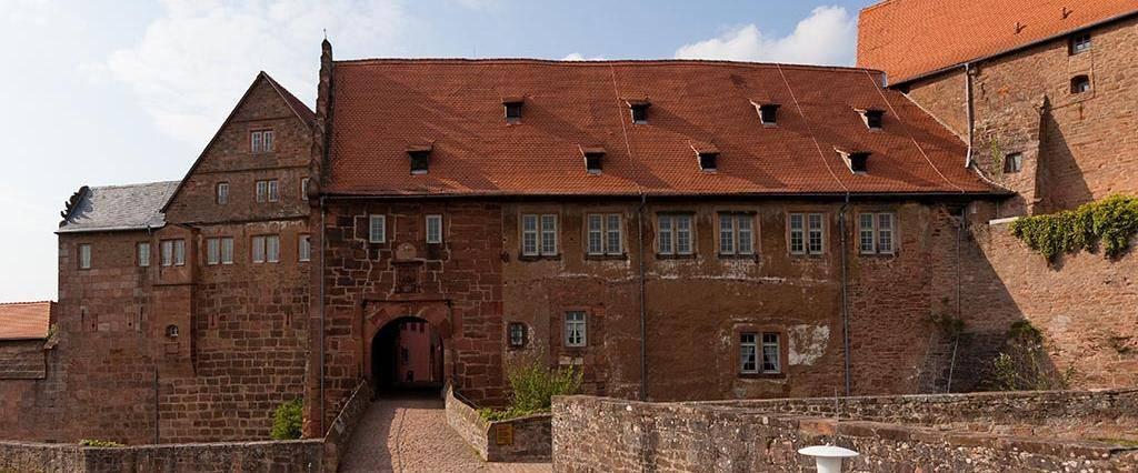 Burg Breuberg, zweites Tor