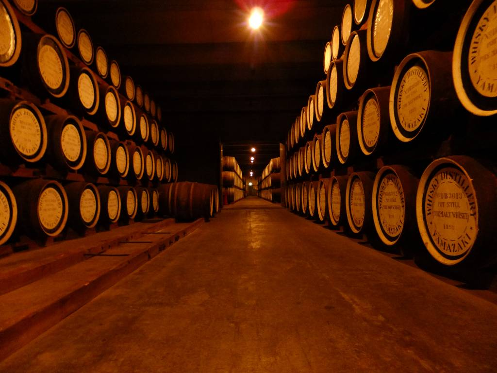 Whisky Tasting auf Burg Breuberg