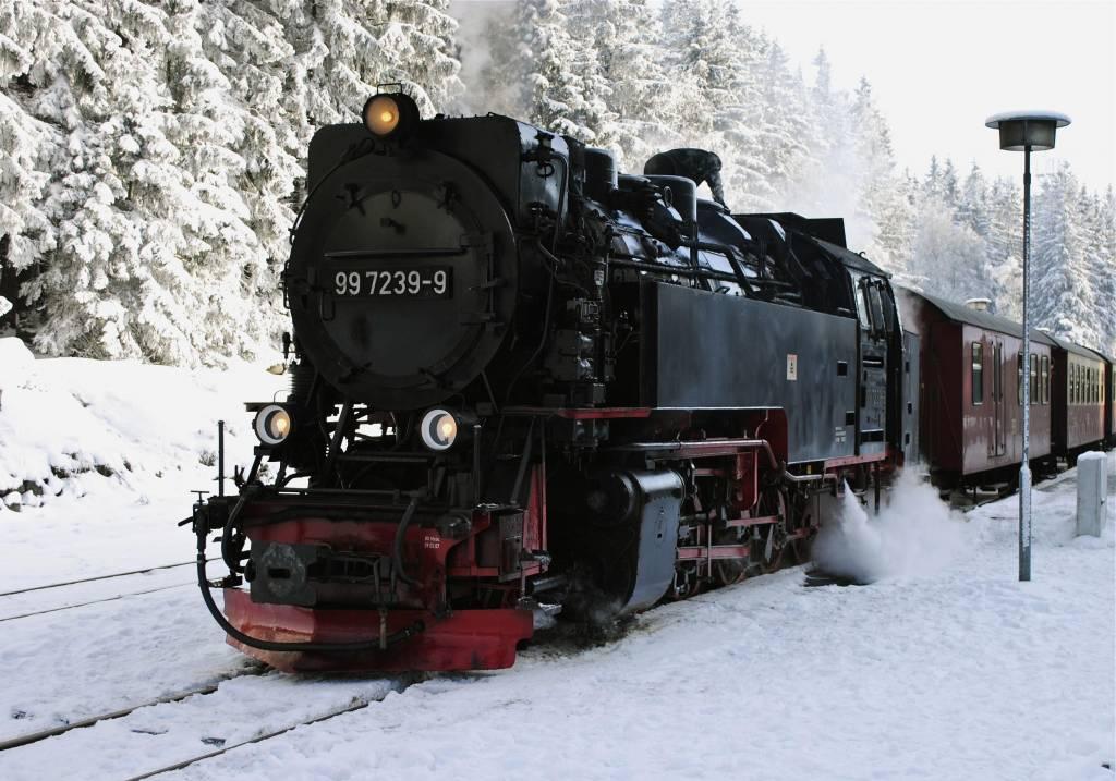 Brockenbahn Wernigerode/Schierke (Harz)