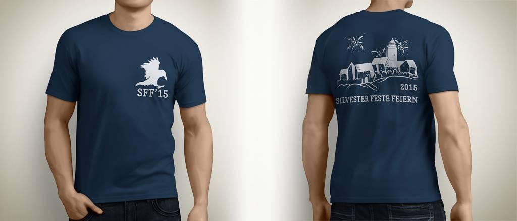 Silvester 2015 T-Shirt