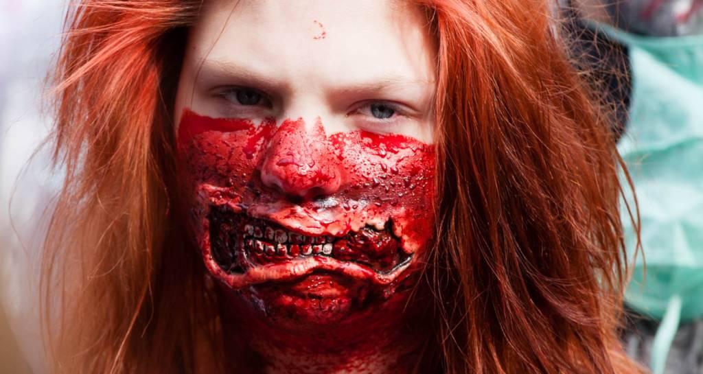 Die Zombies kommen.