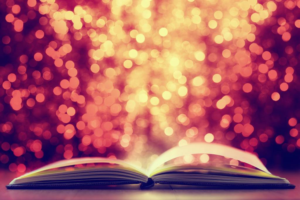 Magisches Buch - Magische Geschichten