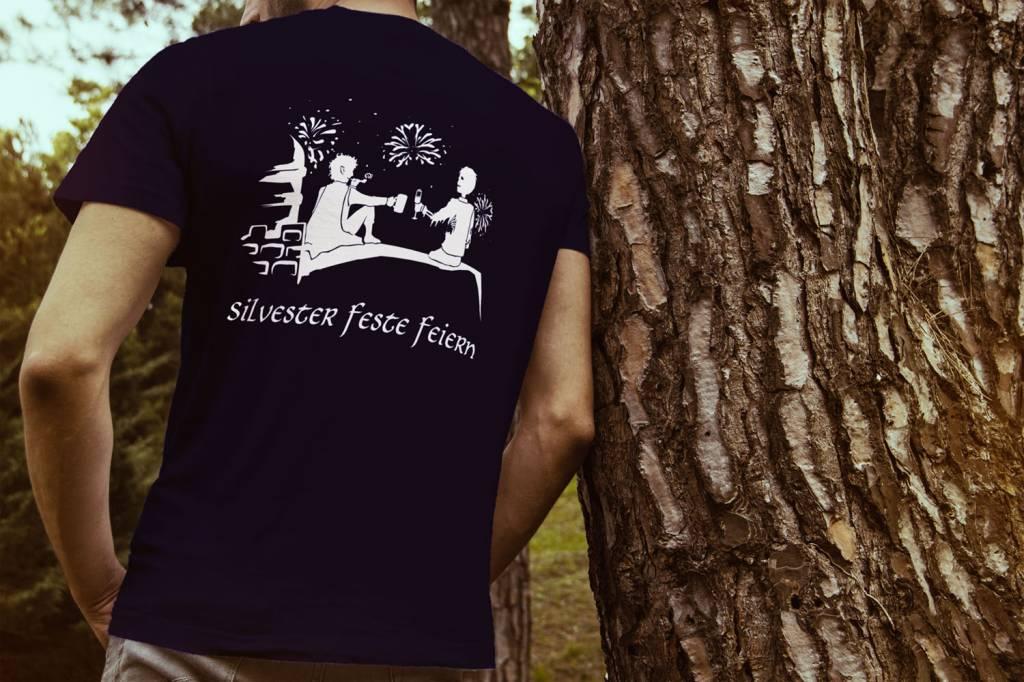 Silvester T-Shirt 2016