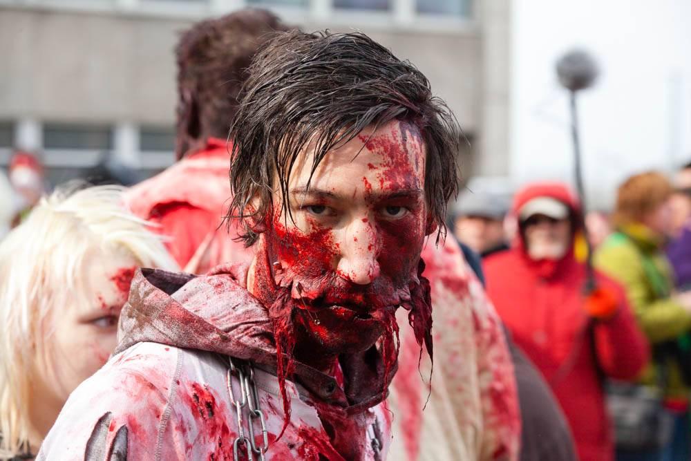 Zombie Akademie