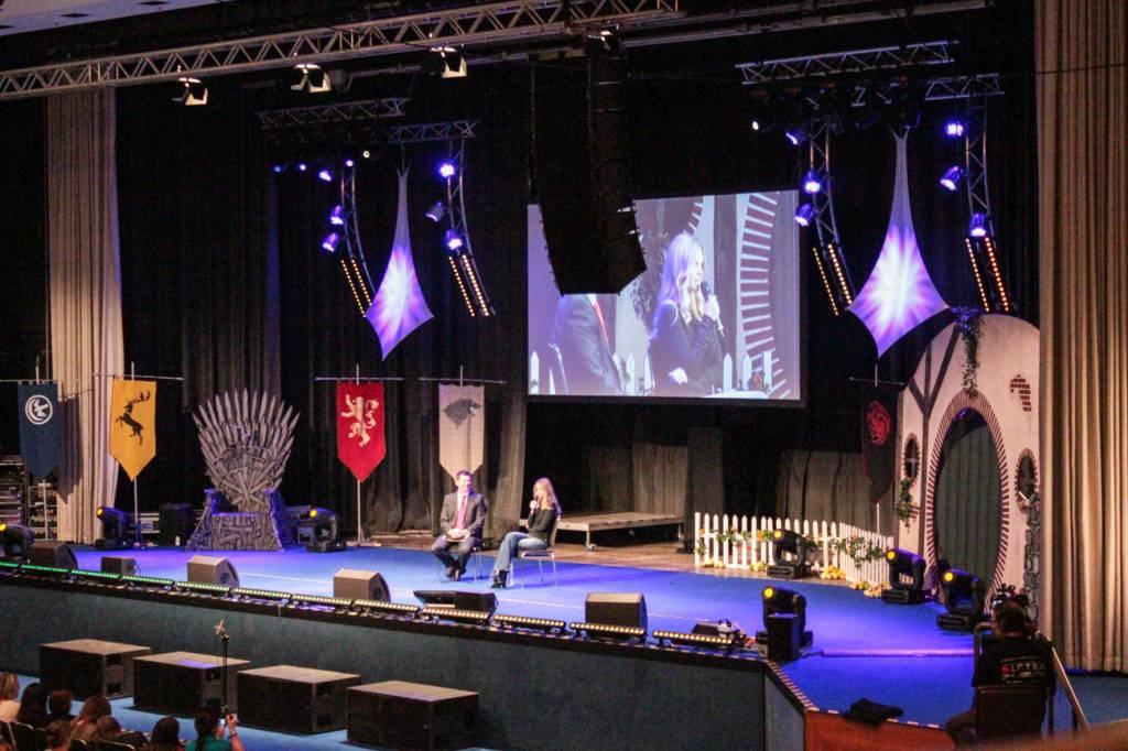 Convention, übersetzen