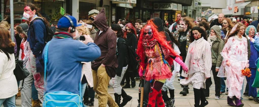 Zombie-Akademie: Urlaub