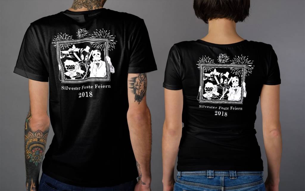 T-shirt SFF 2018