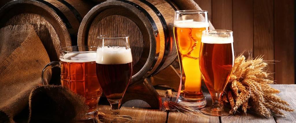 Die Welt der Biere