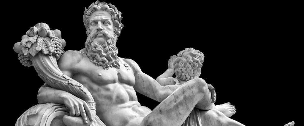 Olympische Götter